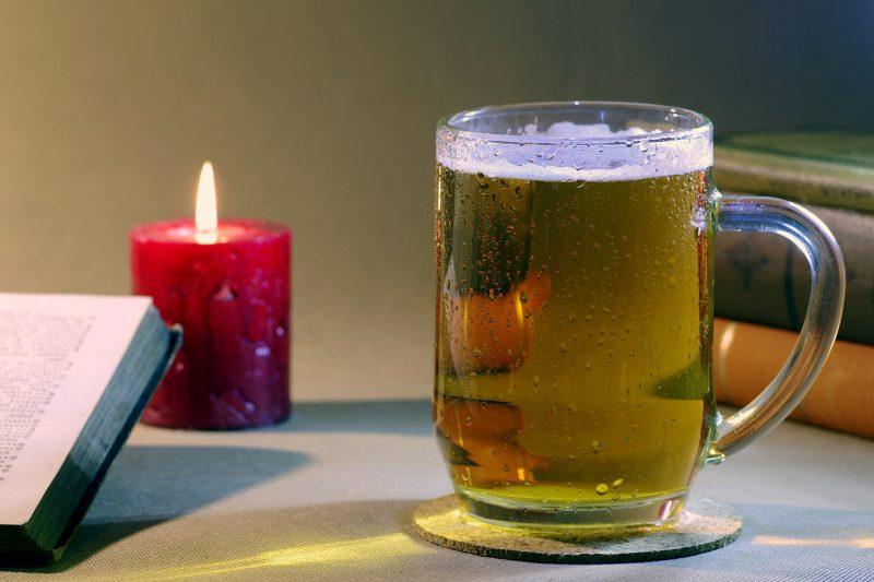 Actueel: Ook bier bij het bidden